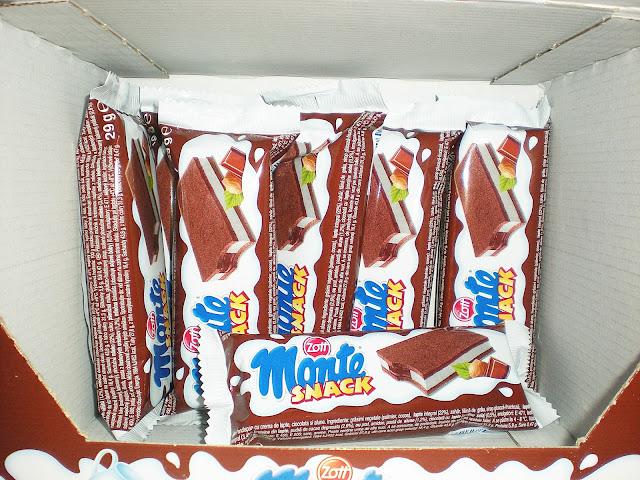 Monte Snack - recenzja.