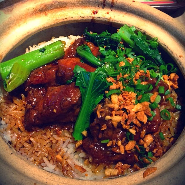 Claypot chicken rice with salted fish recipe for Rice recipes for fish