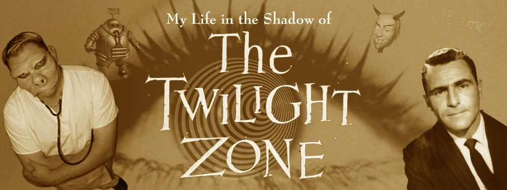 My Life in the Shadow of The Twilight Zone