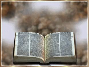 A biblia é o caminho que conduz o homem no caminho da salvação