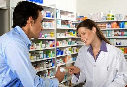 percakapan di apotek dalam bahasa inggris