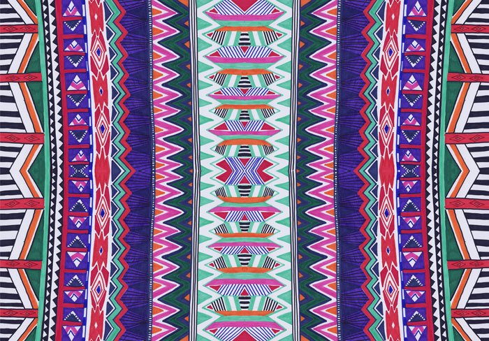 Background Blog *Motif Tribal | Expecto Patronum Cool Patterns Tumblr Aztec