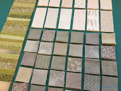 Allietare Bonnie Hunter Mystery Quilt 2015 - Part 4