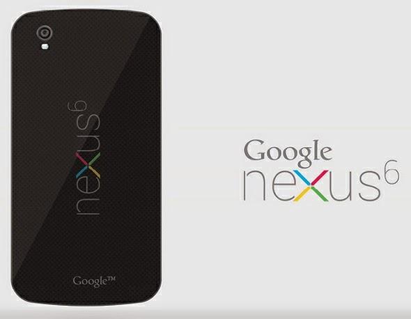 Motorola Nexus 6 Dilancarkan Dengan OS Android Terbaru