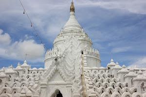 Pagoda Hsinbyume (Mingun, Myanmar)