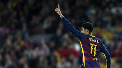 [Bola] Neymar Kian Mirip dengan Ronaldinho