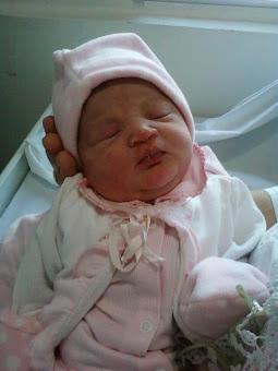 Nossa Princesa Beatriz chegou!!!