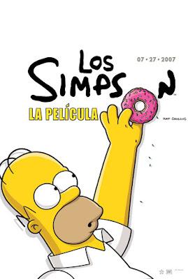 Los Simpson: La Película – DVDRIP LATINO
