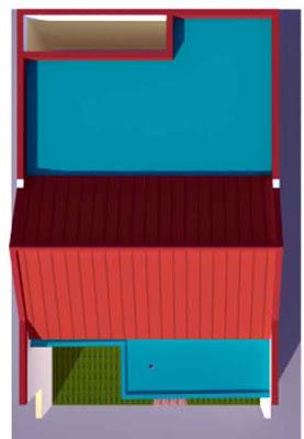 Gambar Atap Desain Renovasi Rumah Type 21,60 KPR-BTN