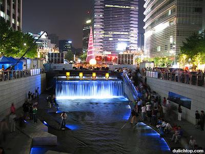 Địa Điểm du lịch dịp giáng sinh và năm mới 2012 Du+lich+Seoul+Han+Quoc