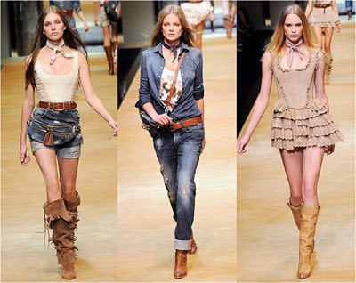 Cocolada como usar look country for Mode country chic