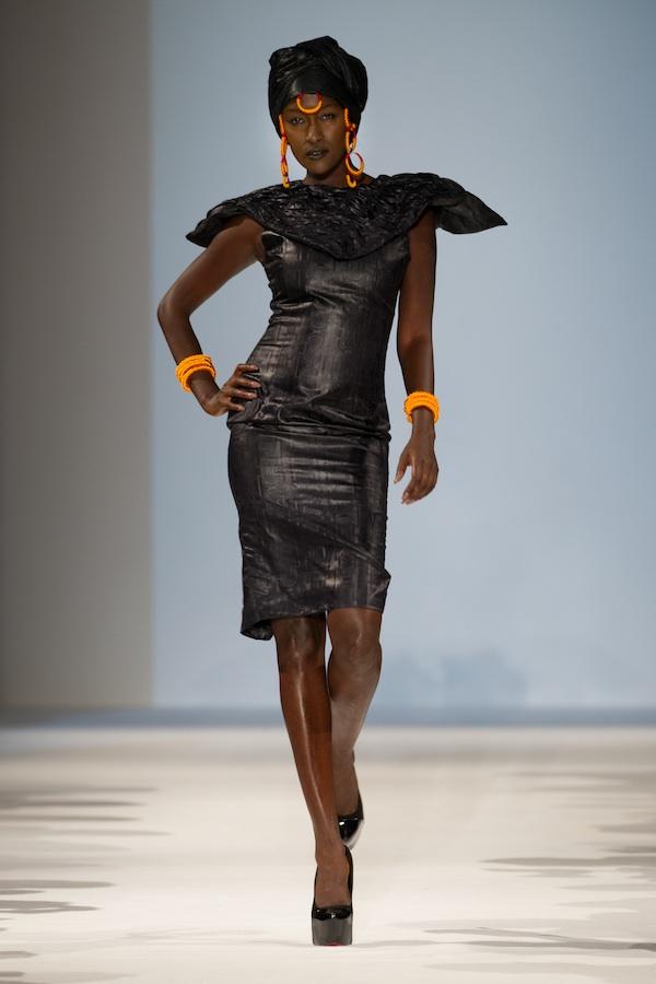 Adama Paris Black Fashion Week Paris Black Fashion Week 2012