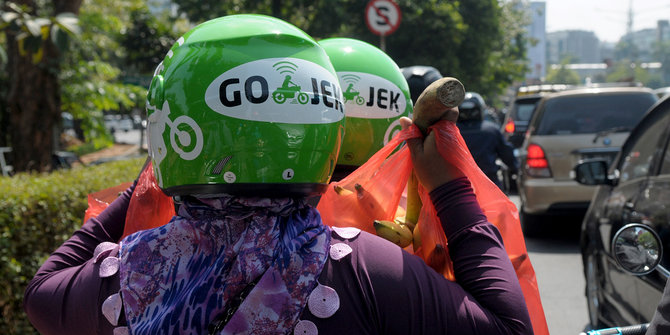 Menteri Jonan Resmi Larang Ojek dan Taxi Online Beroperasi