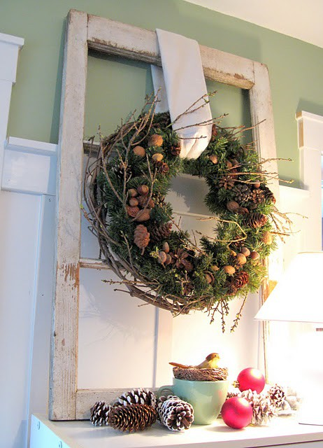 10  Christmas Ornaments Ideas with Rustic Style 9