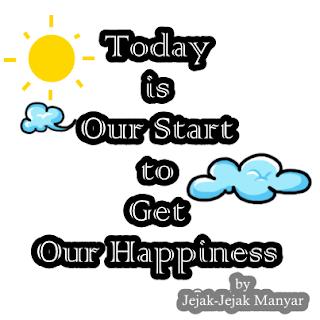Today is Start, Hari Ini adalah Awal Jejak Manyar