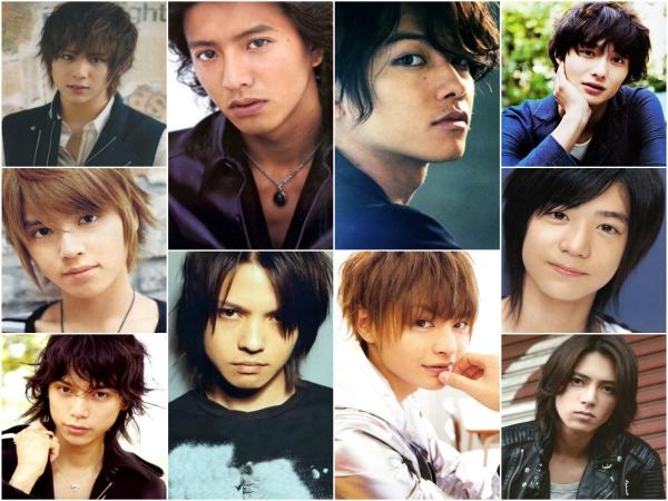 Los japoneses hombres famosos más guapos
