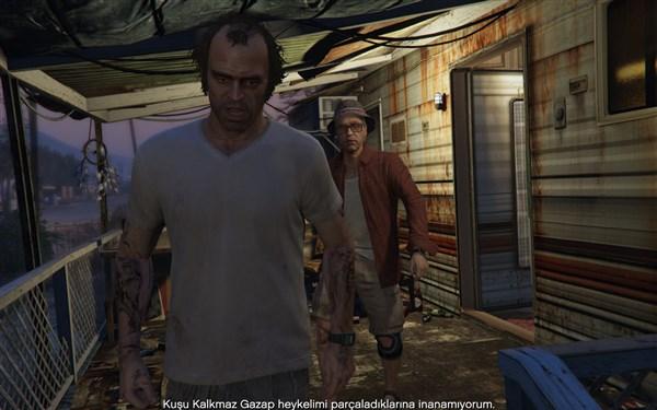 GTA 5 Full Türkçe Yama İndir