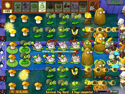 Plants vs Zombies Screenshots