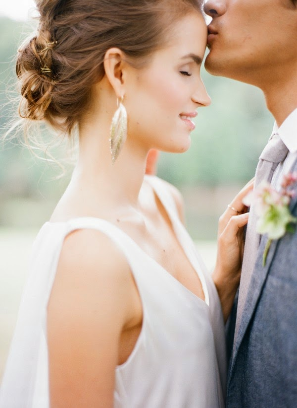 Magníficos peinados de novias