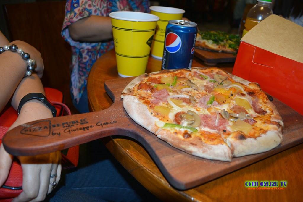 Pizza Republic Cebu 1