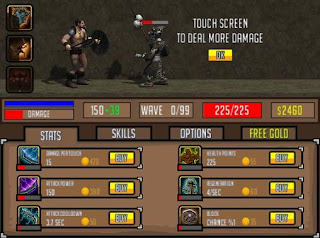 Screenshots of the The conqueror for Android tablet, phone.