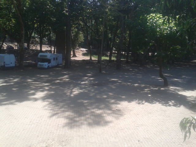 Zona para caravanismo