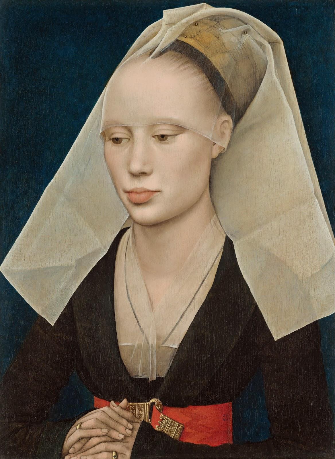 約1455,油彩、橡木板,37 x 27公分,藏於美國,華盛頓特區,國家藝廊。