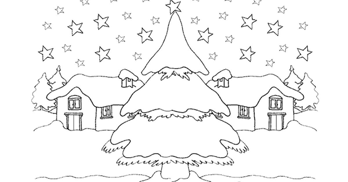 Lumachina ea arte for Disegni paesaggio invernale