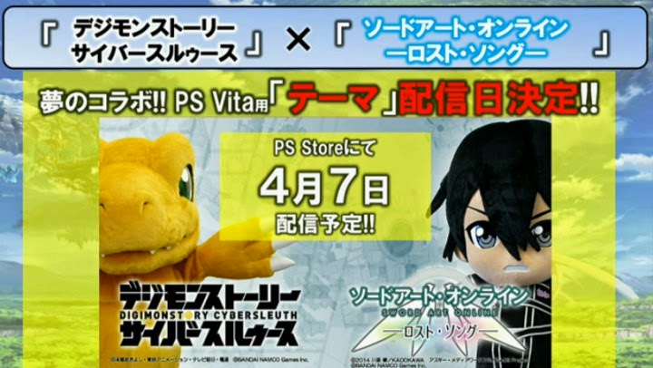 43 Novo Personagem de Sword Art Online: Lost Song