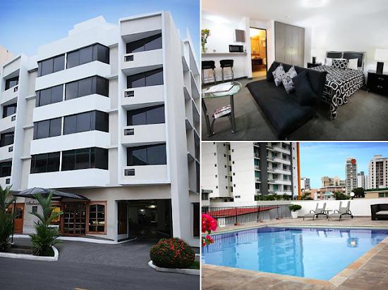 ApartaHotel Suites Ambassador Panama