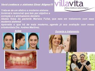 Caso+Mariana+Fullat - Mais uma novidade na Clínica Villa Vita!