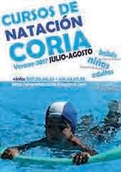 CURSOS DE NATACIÓN CORIA