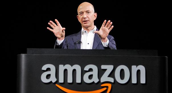 Jeff Bezos, anuncia planos para construir fábrica de foguetes