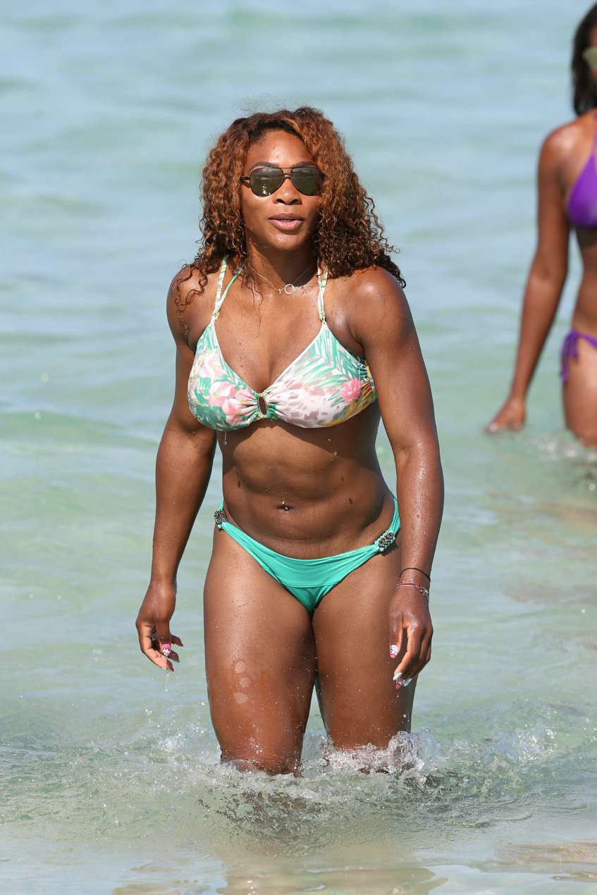 Understood not Serena williams bikini