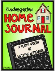Editable Writing Homework