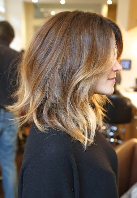 The Enchanting Blonde Short Hairstyles 2015 Photograph