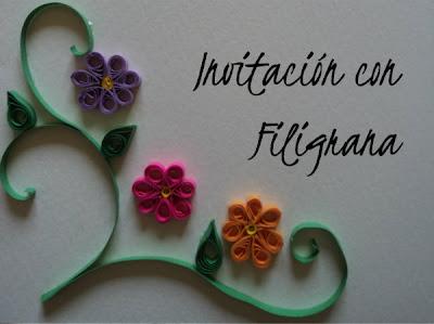 invitacion con filigrana