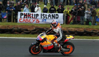 2011 MotoGP Champion