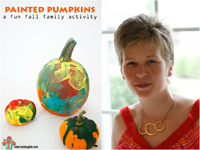 Fun Fall Activities for Kids Blog Hop. 7 great activities for kids this fall.