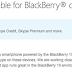 Skype Hadir di BlackBerry 10
