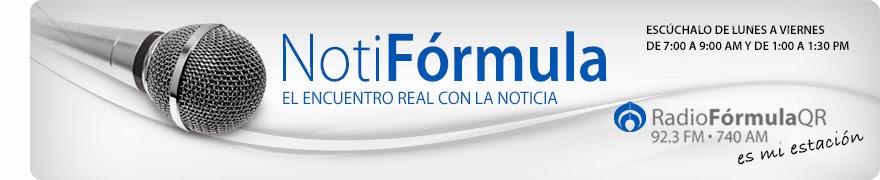 Noticias Radio Fórmula QR