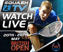 2013 ALLAM BRITISH OPEN