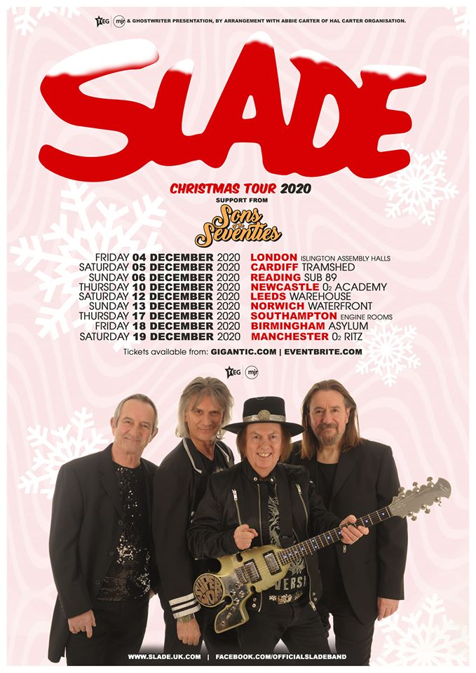 They call it Slade.