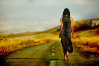 Goodbye, I'm Walking Away Alone!