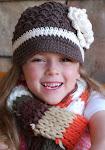 Brimmed Crochet Hats