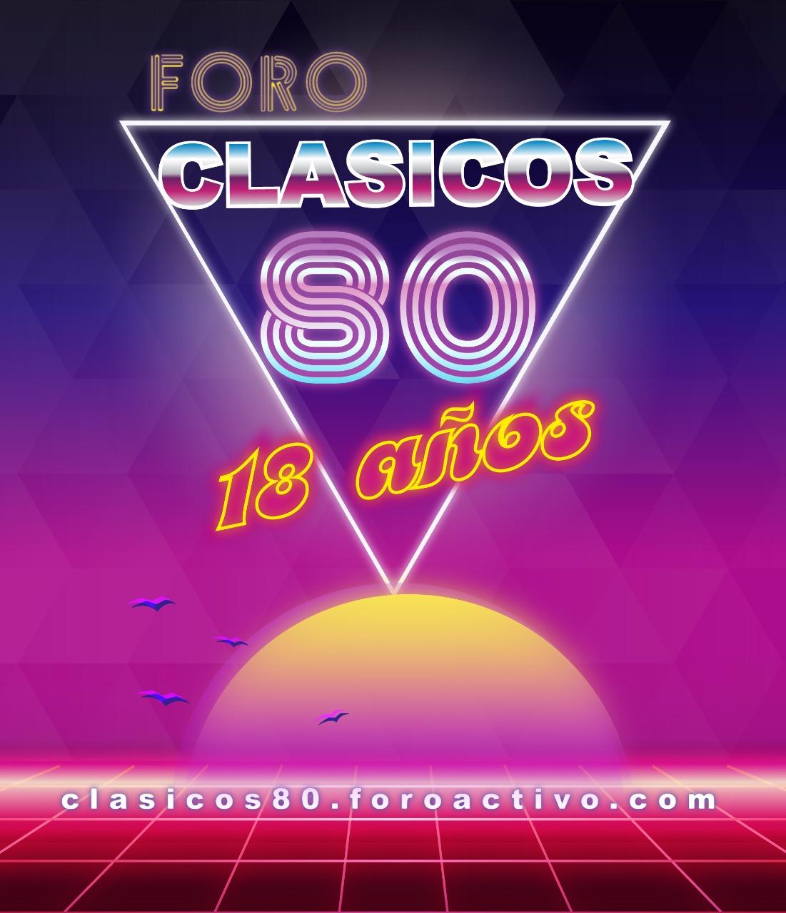 Ingresa y Descarga GRATIS lo mejor 70's 80's y 90's En Foro CLASICOS 80