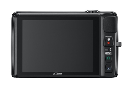 3 Inch LCD Touchscreen CoolPix S4300