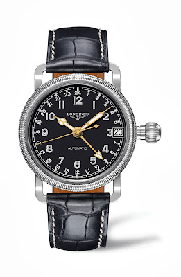 Introducing the Longines Avigation Oversize Crown