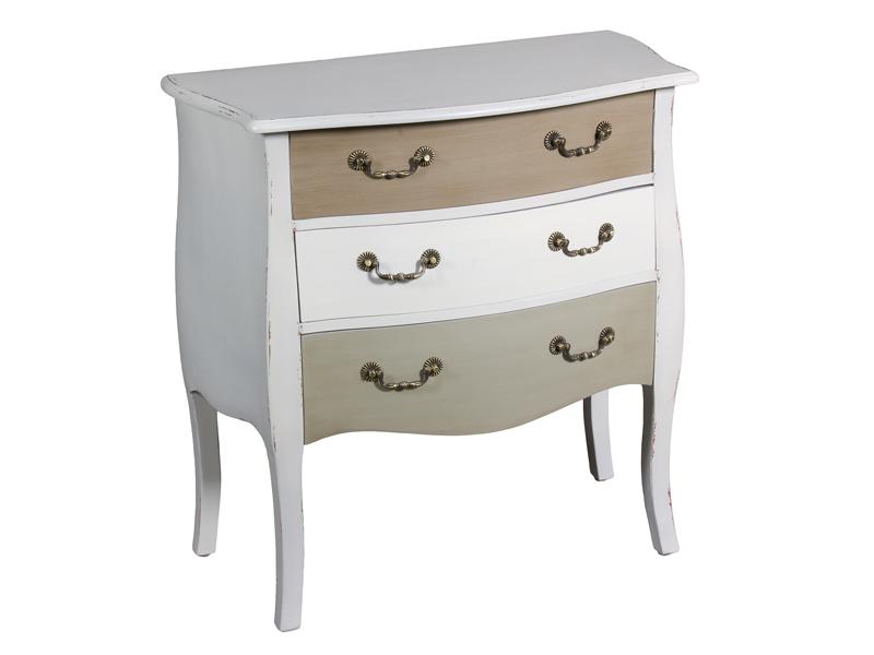 La web de la decoracion y el mueble en la red agosto 2013 - Comoda vintage blanca ...