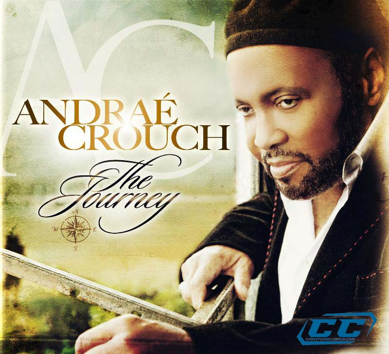 Andrae Crouch - The Journey 2011 English Christian album